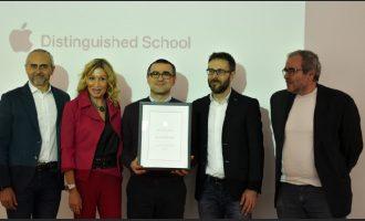 Sesto San Giovanni, le Opere Sociali Don Bosco tra le 7 scuole italiane Apple Distinguished School