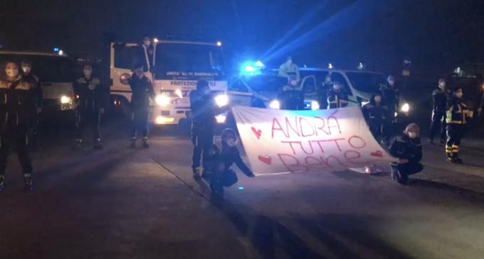 Protezione civile Cinisello Balsamo, in prima linea per l'Emergenzacovid-19 (guarda il video)