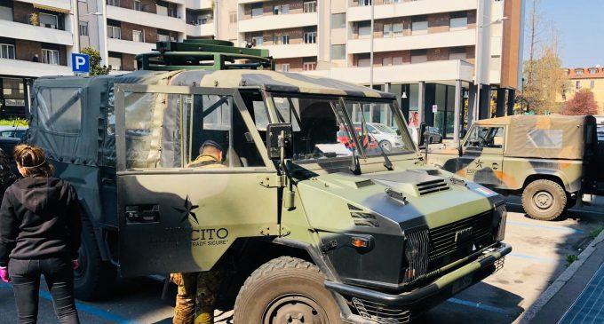 Nord Milano, arrivano i militari dell'Esercito. Da oggi in forza 114 unità in Città Metropolitana