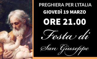 """Coronavirus. La Chiesa: """"il 19 marzo alle 21 preghiamo tutti insieme il Rosario per l'Italia"""""""