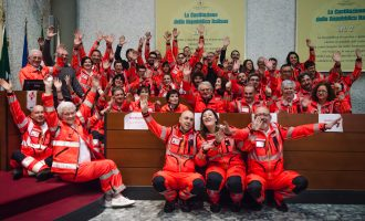 SOS Sesto San Giovanni, l'impegno dei volontari supera anche la paura (che comunque resta!!)