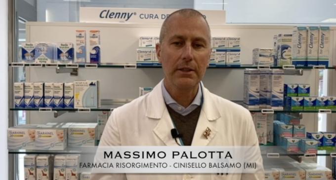 Massimo Palotta, il lavoro del farmacista tra quotidianità ed emergenza (GUARDA IL VIDEO)