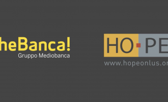 CheBanca! insieme a Hope Onlus a sostegno degli ospedali lombardi (GUARDA IL VIDEO DELL'INIZIATIVA)