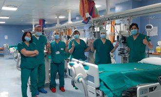 Cinisello Balsamo, dimessa l'ultima paziente Covid dalla terapia intensiva del Bassini