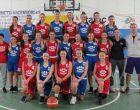 Bresso, il bilancio della stagione del settore giovanile dell'OPSA Basket Bresso Femminile