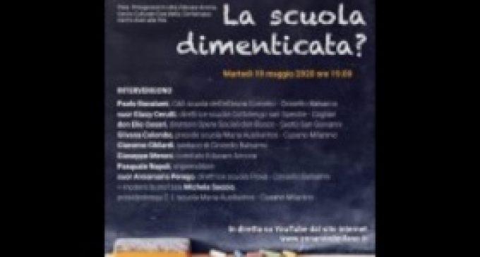"""Nord Milano, incontro: """"La scuola dimenticata?"""""""