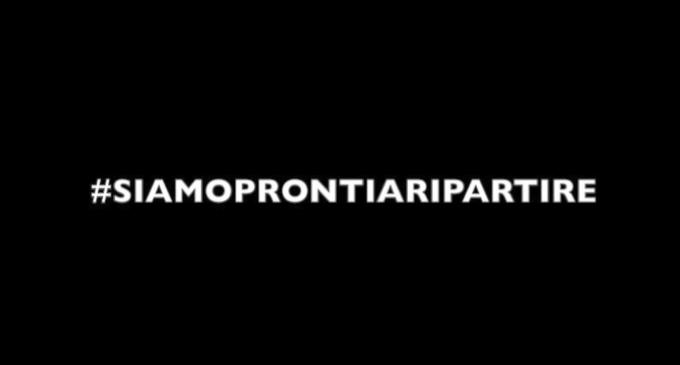 #SIAMOPRONTIARIPARTIRE: i commercianti sono pronti (GUARDA IL VIDEO)