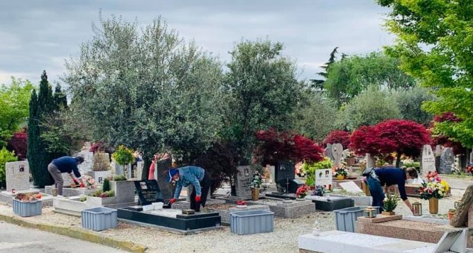 Sesto San Giovanni, da mercoledì 6 maggio riaprono i cimiteri