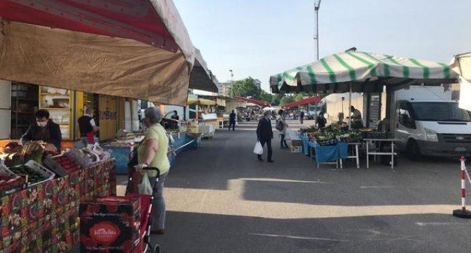 Cormano, i mercati cittadini ripartono al completo