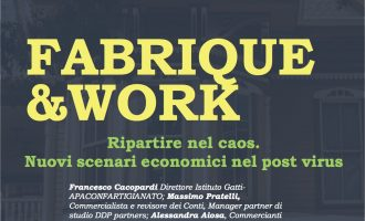 """Nord Milano, """"Ripartire nel caos. Nuovi scenari economici nel post virus"""""""