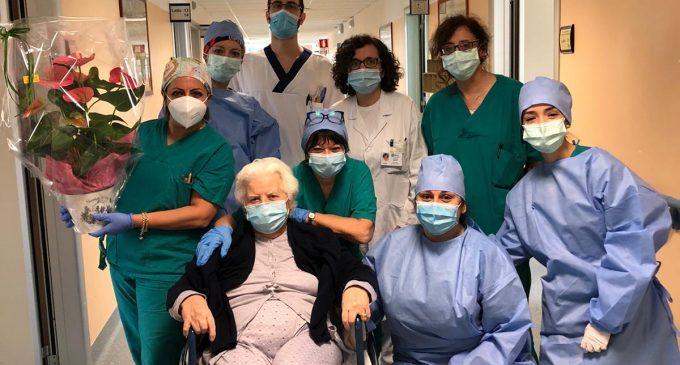 Cinisello Balsamo, ospedale Bassini: con l'ultima paziente dimessa è Covid-free.