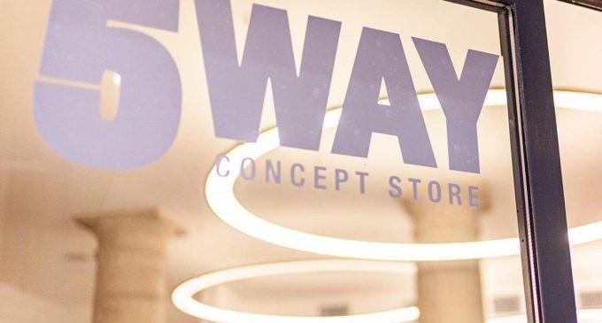 5WAY: il concept store milanese dedicato ai brand indipendenti