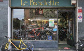 """Le Biciclette: la """"bottega"""" che cura le due ruote, nel cuore di Cinisello Balsamo (GUARDA IL VIDEO)"""