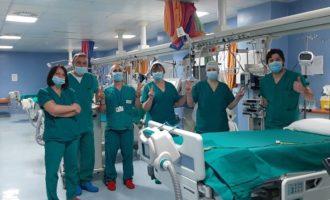 Cinisello Balsamo, la Spiga d'Oro all'Ospedale Bassini