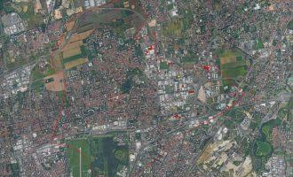 Cinisello Balsamo: amianto sui tetti, adesso il controllo arriva dai droni