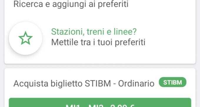Nord Milano, Trenord: per Como e Valtellina il posto sul treno si prenota con l'app