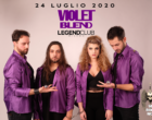 Violet Blend in concerto al Legend Club di Milano