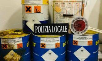 """Sesto San Giovanni, sorpresi 5 """"furbetti"""" dello scarico abusivo"""