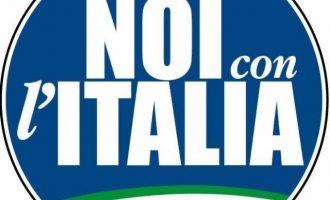 Cinisello Balsamo, l'on Maurizio Lupi al Gazebo di NOI con l'ITALIA