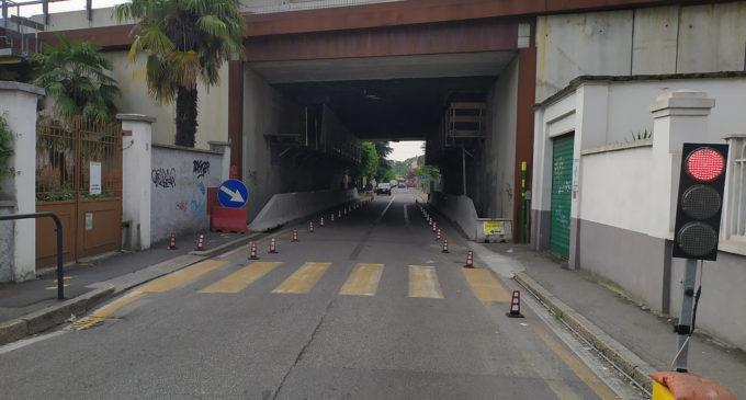 Cormano, via Veneto: ai primi di settembre la riapertura completa