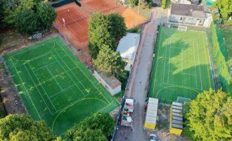Sesto San Giovanni, iniziati i lavori al centro sportivo Falck