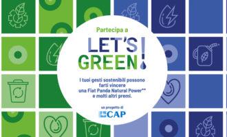 Cinisello Balsamo, si apre il contest Let's green! che premia le buone pratiche di sostenibilità
