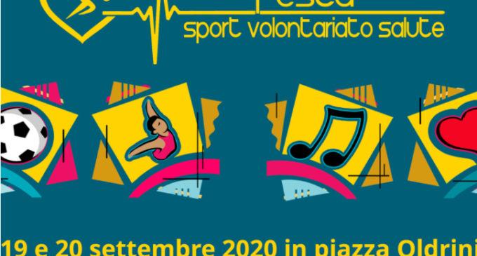 Sesto San Giovanni, al via la terza edizione della Festa dello Sport, del Volontariato e della Salute