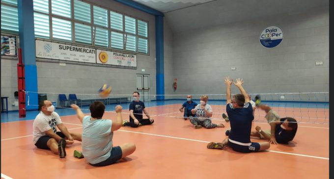Cinisello Balsamo, nasce il progetto Sitting Volley: un corso per mettersi in gioco