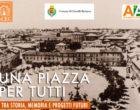 """Cinisello Balsamo, """"Una piazza per tutti"""" la mostra virtuale tra storia, memoria e progetti futuri"""