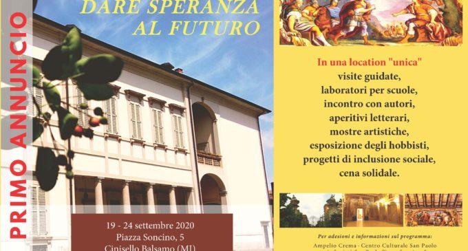 Cinisello Balsamo, a Villa Casati Stampa gli incontri della speranza