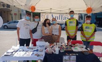 Cinisello Balsamo, Anffas NordMilano alla giornata del volontariato