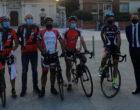 Cinisello Balsamo, in bici fino a Loreto per un voto e un messaggio di speranza
