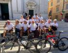 500 chilometri in bici da Cinisello a Loreto per ringraziare la Madonna: arrivati!