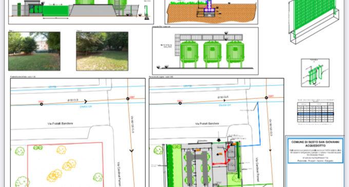Sesto San Giovanni, l'impianto di potabilizzazione non si farà più nel giardino della XXV Aprile?