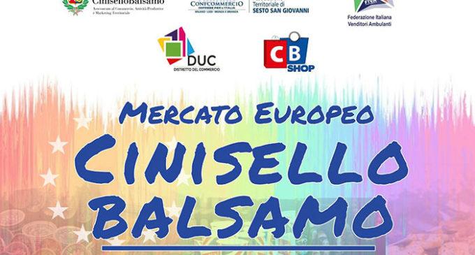 Cinisello Balsamo, torna il Mercato Europeo: ritorno alle origini con tante novità