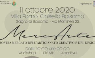 Cinisello Balsamo: MercArte in Villa, la mostra mercato dell'artigianato creativo
