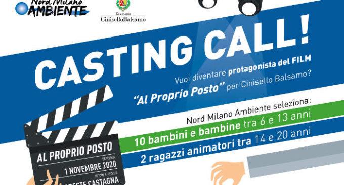 Cinisello Balsamo, al via il casting per il video di Nord Milano Ambiente