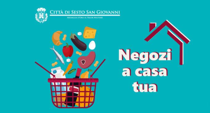 """Sesto San Giovanni, è tornata online la lista """"Negozi a casa tua"""""""