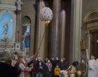"""Sesto San Giovanni, il rito del """"faro"""" per la festività di Santo Stefano"""