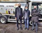 Cinisello Balsamo, Nord Milano Ambiente: ristrutturazione delle due piattaforme ecologiche e nuovi mezzi