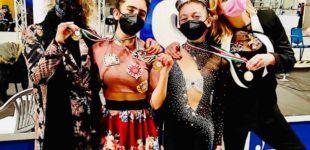 Sesto San Giovanni, Asia ed Emma Orlando campionesse nazionali di danza sportiva