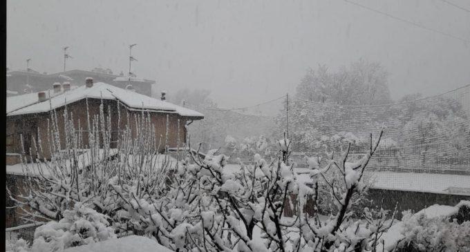 FOTO. Mandaci le immagini più belle della nevicata di oggi e riceverai un omaggio