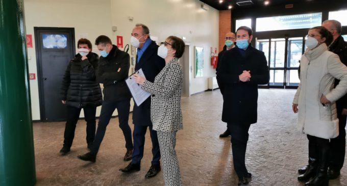 Cinisello Balsamo, inaugurata la palazzina ufficio al Bassini al posto dell'incompiuto Auditorium
