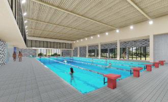Sesto San Giovanni, piscina De Gregorio: avanzano i lavori di riqualificazione