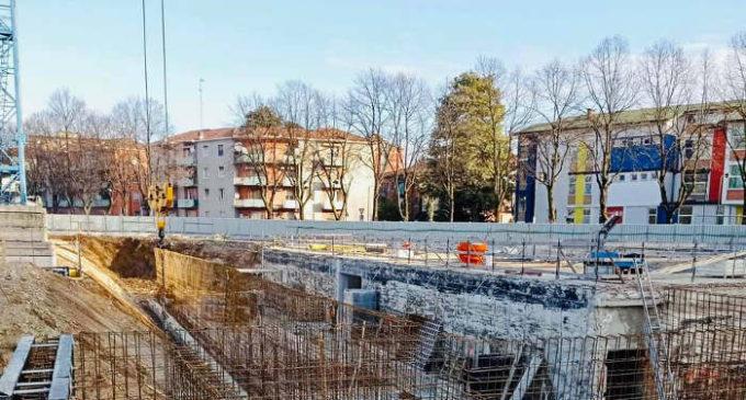 Sesto San Giovanni, proseguono i lavori per la costruzione del lido estivo