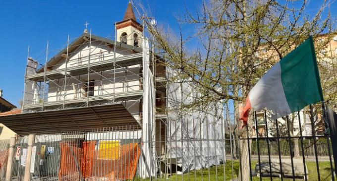 """Cinisello Balsamo: """"La chiesetta di S. Eusebio ritornerà più bella di prima"""""""