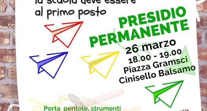 Cinisello Balsamo, alle 18 il flash mob del Movimento Scuola Aperta