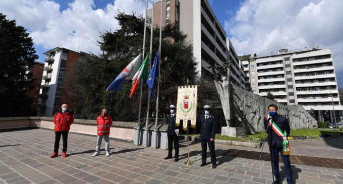 Sesto San Giovanni, stamattina la celebrazione della Giornata nazionale in memoria delle vittime Covid