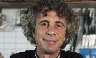 Milano, diventa cuoco per un giorno a sostegno dell'associazione oncologica AMOlavitaonlus