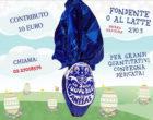 Nord Milano, torna l'Uovo Blu per aiutare le attività di Anffas e di Cinifabrique